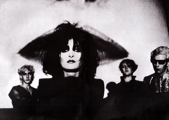 Siouxie and the Banshees