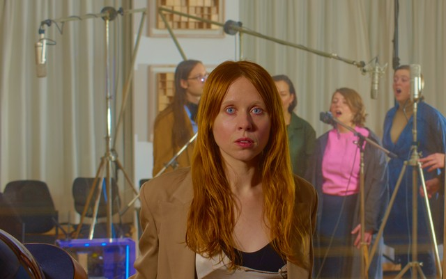 Holly Herndon, photo Par Boris-Camaca
