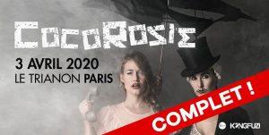 Cocorosie / Paris @ Le Trianon