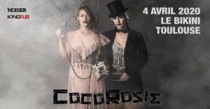 Cocorosie / Toulouse @ Le Bikini
