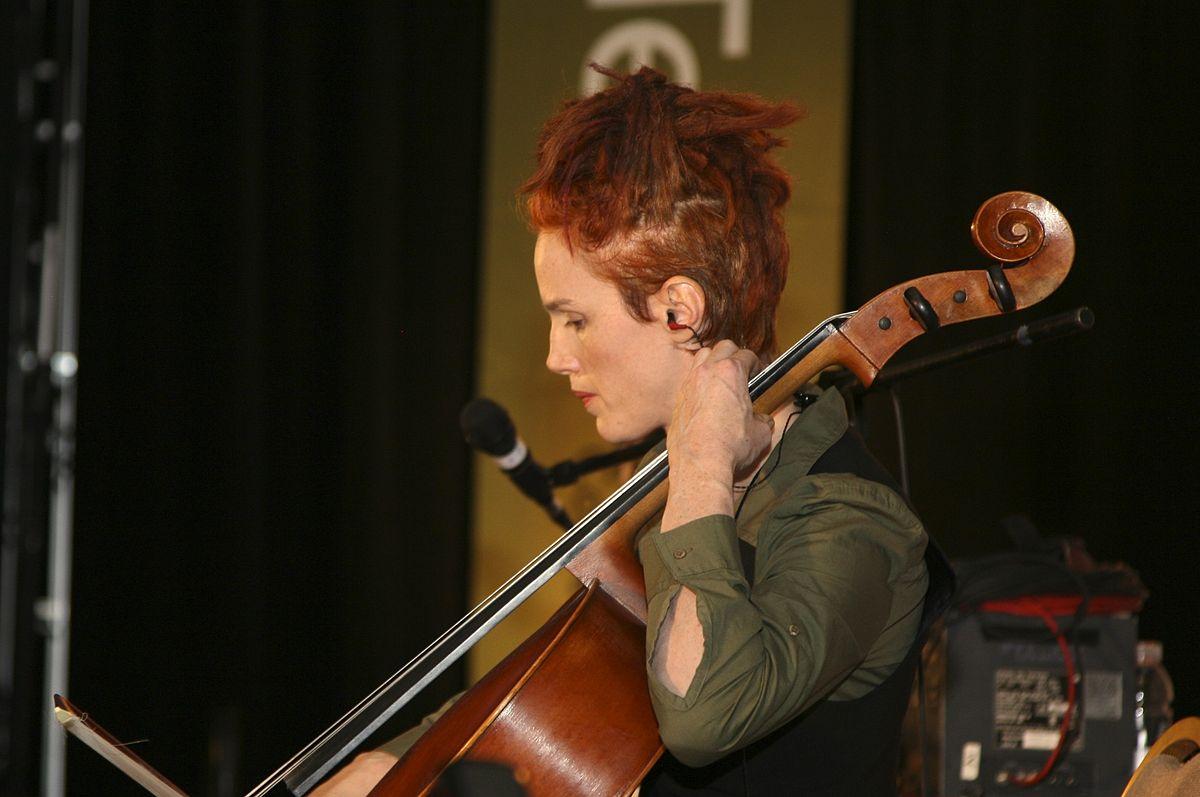 Zoe Keating Photo
